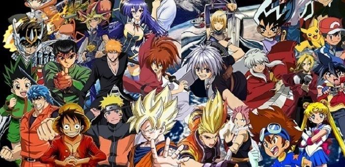 Os melhores animes de todos os tempos