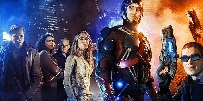 Legends of Tomorrow da DC Trailer Legendado