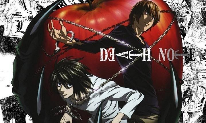 História extra de Death Note ganha data de lançamento