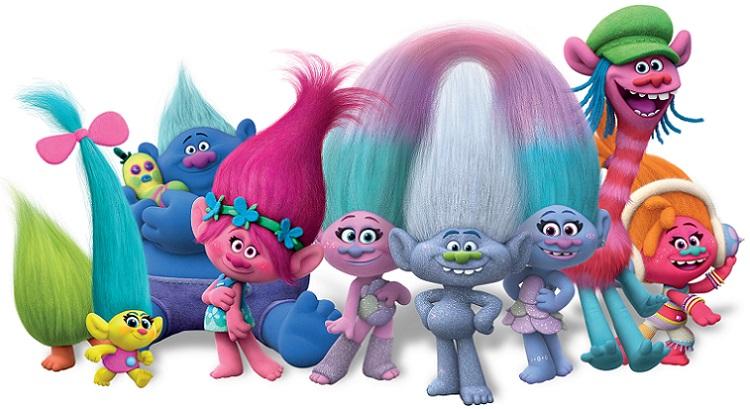 Trailer Dublado Trolls a nova animação da DreamWorks