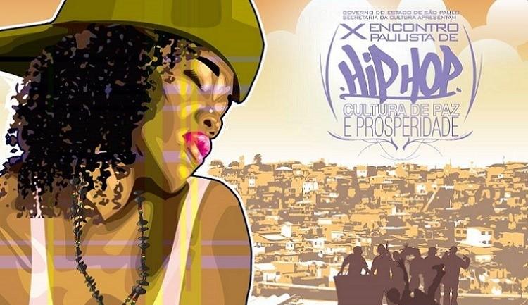 Encontro Paulista de Hip Hop celebra a Declaração de Paz do movimento