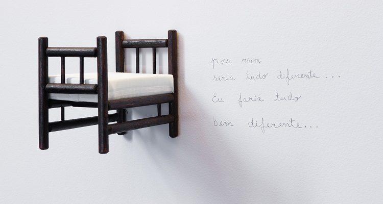 Nazareno Rodrigues lança livro 'Somos iguais' na Galeria Lume