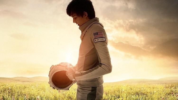 O Espaço Entre Nós – Trailer Legendado, Poster e Sinopse