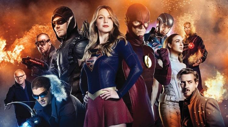 Super-heróis da Warner fazem dobradinha em novos episódios