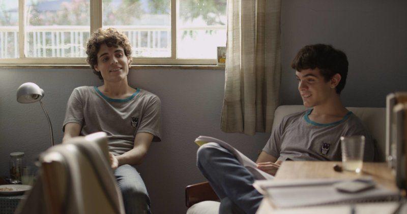 Hoje Eu Quero Voltar Sozinho, filme com temática LGBT na Netflix