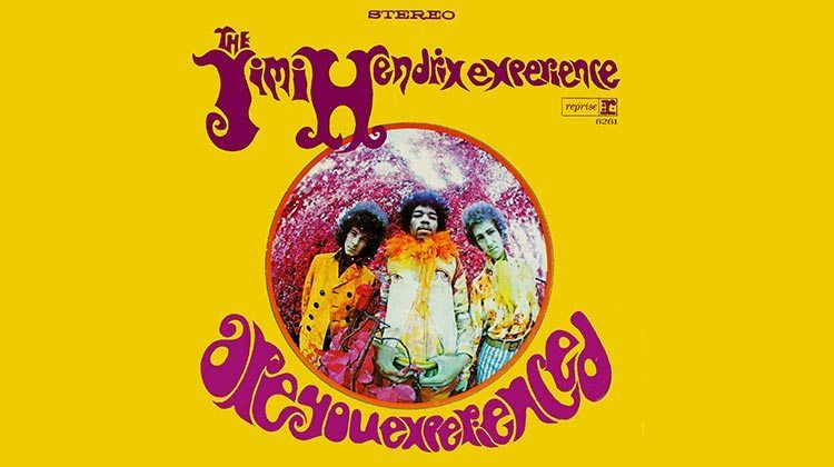 50 anos de Are You Experienced? de Jimi Hendrix