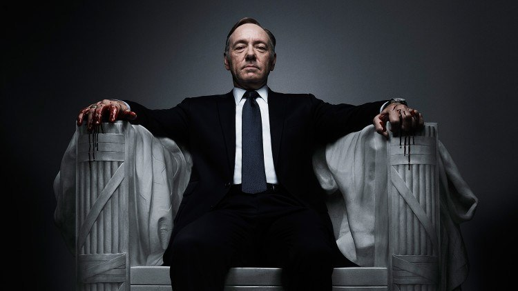 Novo Trailer de House Of Cards Revela Futuro Sombrio