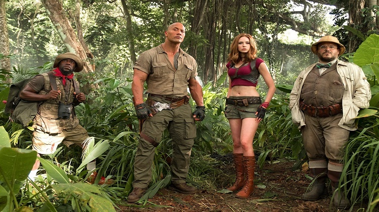 Jumanji: Welcome To The Jungle – Estamos de Volta ao Jogo!
