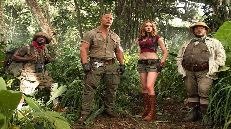 Jumanji: Welcome To The Jungle – Estamos de Volta ao Jogo!