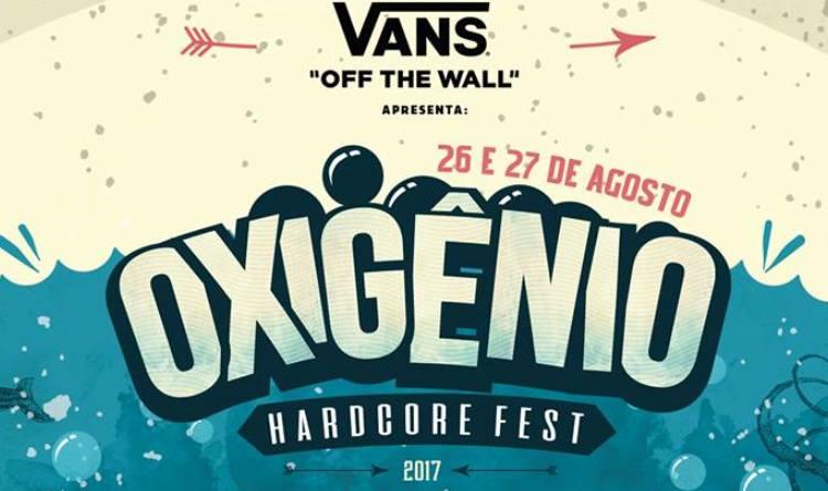 Oxigênio Hardcore Fest – Evento sutentável, cenário devastado?