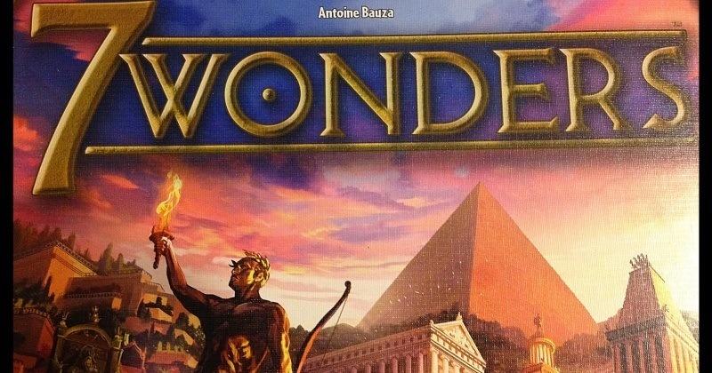 7 Wonders – Um clássico do tabuleiro online