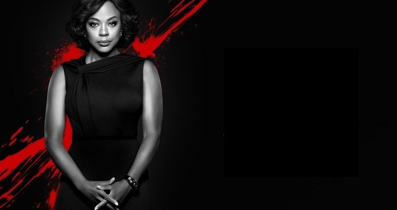 Poster da série How To Get Away With Murder