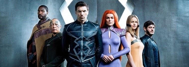 Inumanos | Conheça a  nova fase do Universo Marvel no Canal Sony