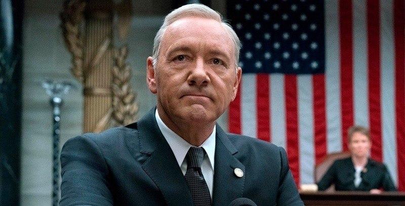 Netflix cancela House of Cards após escandalo de Kevin Spacey. Será?
