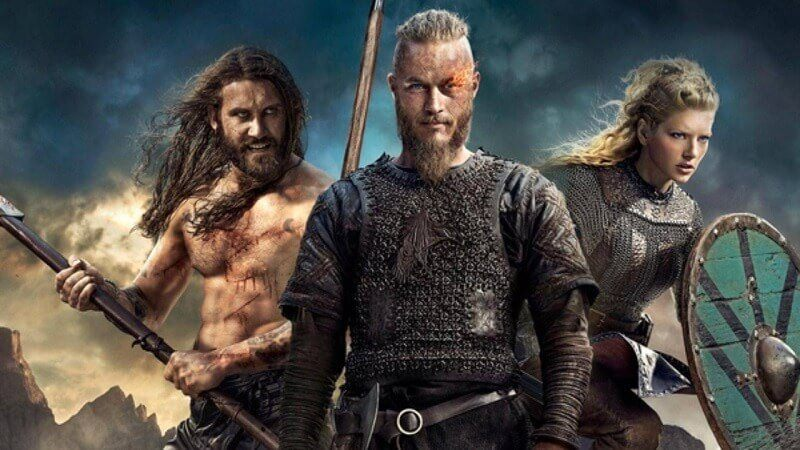 Cartaz do filme Vikings