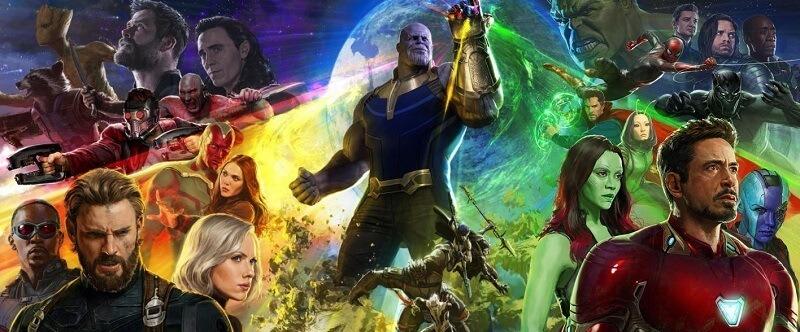 Marvel acaba de liberar o 1º trailer de Vingadores Guerra Infinita