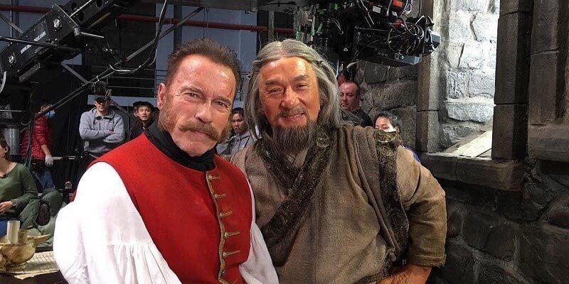 Journey to China | Filme com Jackie Chan e Arnold Schwarzenegger ganha trailer