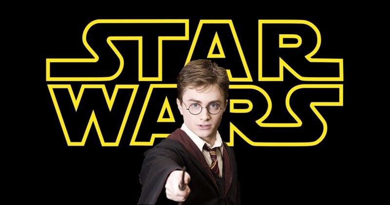 Star Wars ultrapassa Harry Potter como franquia mais bem sucedida