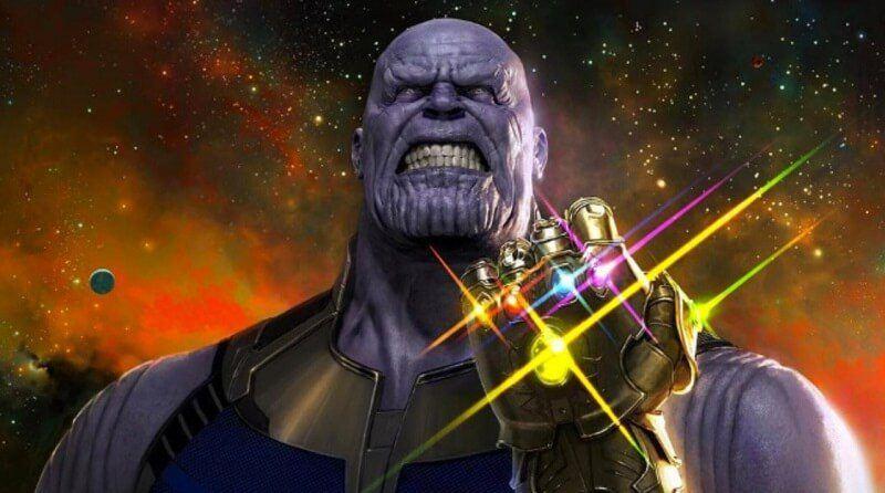 Thanos Filme dos Vingadores