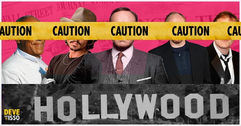 Podcast | Como reagimos aos abusos em Hollywood?