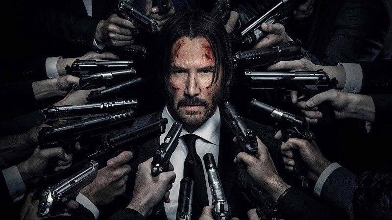 Filme John Wick 2 Um Novo Dia Para Matar