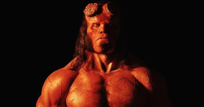 Cartaz do filme Hellboy
