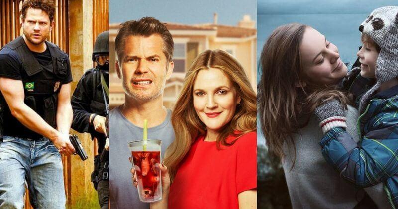Lançamentos e Remoções da Netflix de 19/03 a 25/03