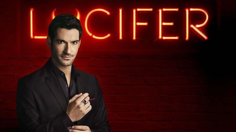 Cartaz do filme Lucifer - O Filme