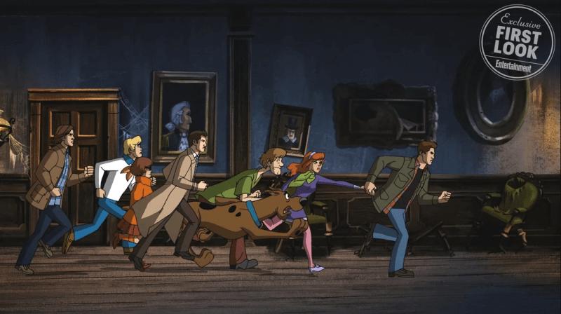 Supernatural | Veja o trailer do crossover com Scooby Doo