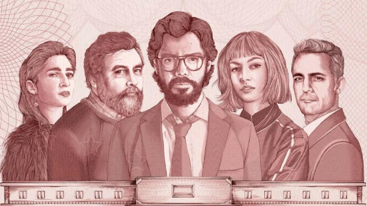 La Casa de Papel | Sinopse, trailer, curiosidades e tudo mais sobre a série