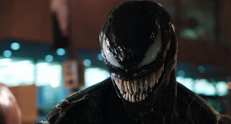 Venom | Trailer Legendado mostra origem e visual do anti-herói da Marvel