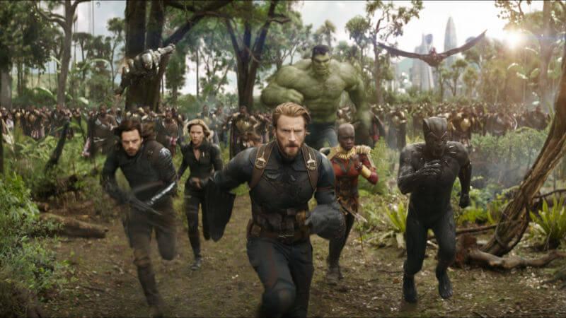 Filme Vingadores: Guerra Infinita