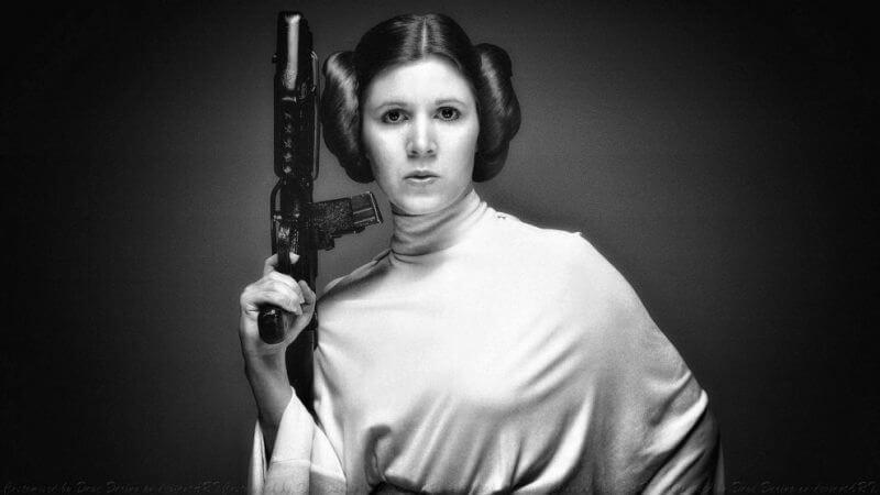 Star Wars | HQ revela o que aconteceu com Leia depois de Os Últimos Jedi