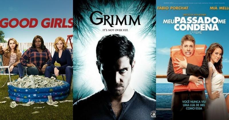 Lançamentos e Remoções da Netflix de 05/07