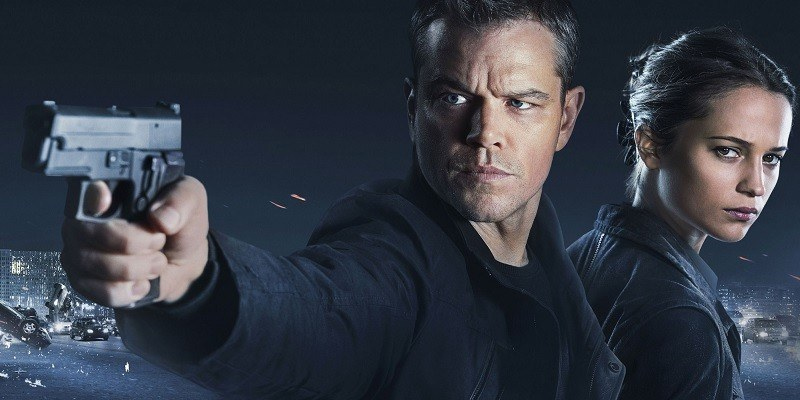 Cartaz do filme Jason Bourne - O Filme