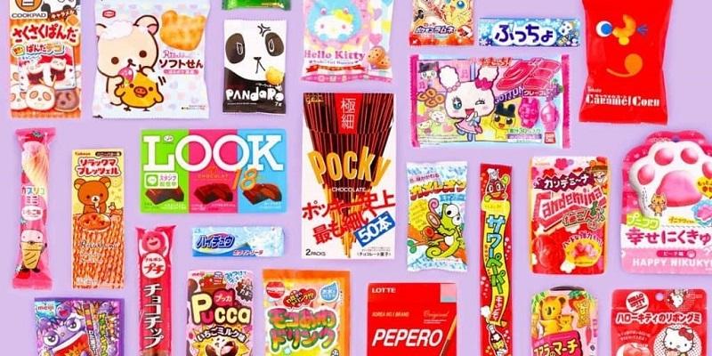 Japan Candy Box | Receba doces tradicionais do Japão em qualquer lugar do mundo!