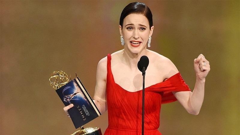 Rachel Brosnahan Emmy