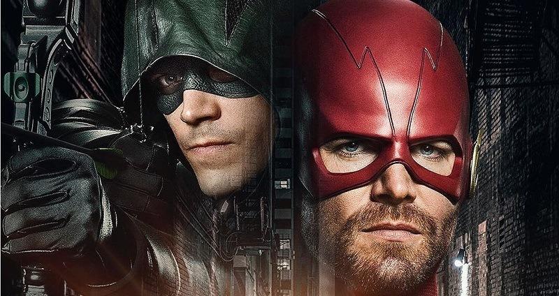 Arrow e FLash Elseworlds