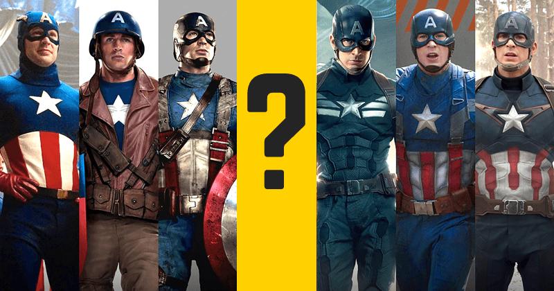 Marvel está procurando novo Capitão América segundo Frank Grillo