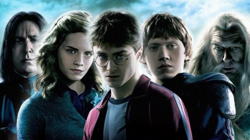 Como J.K. Rowling imagina os personagens de Harry Potter