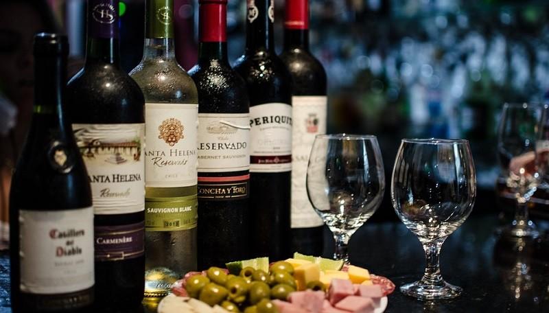 Harmonização com vinho tinto
