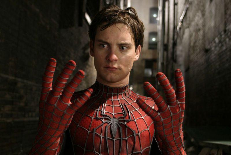 Cartaz do filme Homem-Aranha 2002