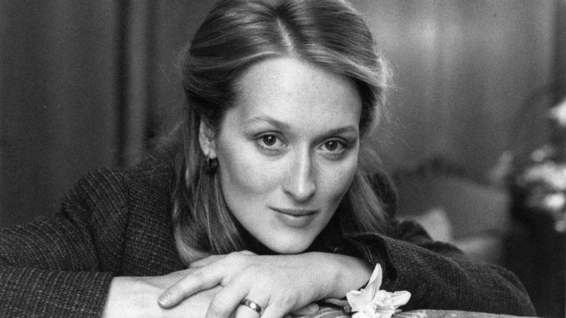 Meryl Streep Jovem