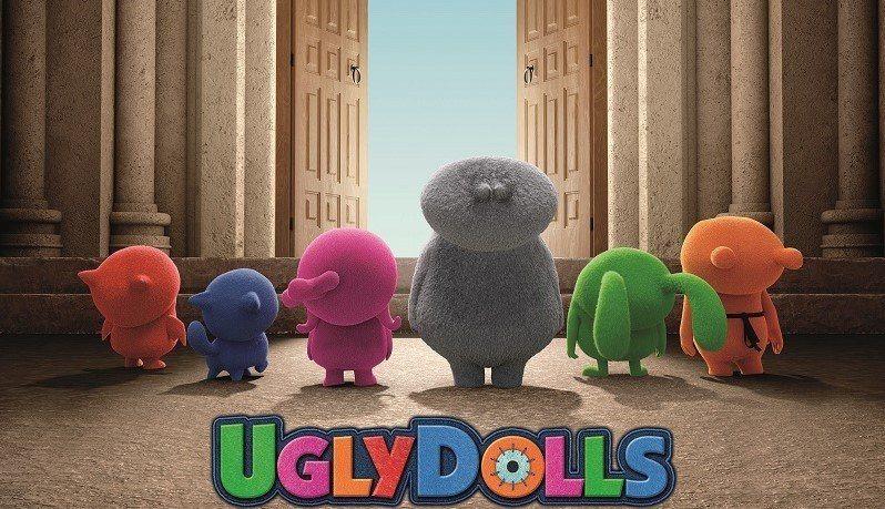 Poster da Animação Uglydolls