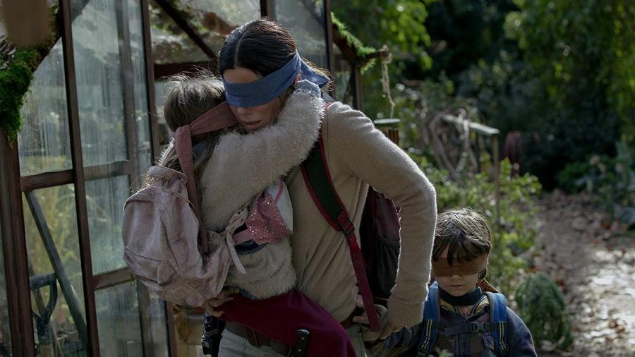 Cartaz do filme Bird Box - O Filme