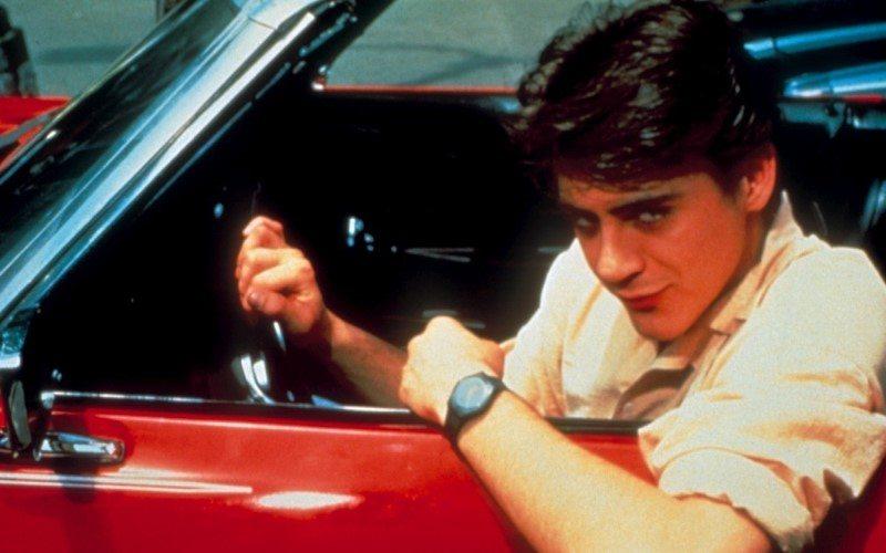 Robert Downey Jr Jovem