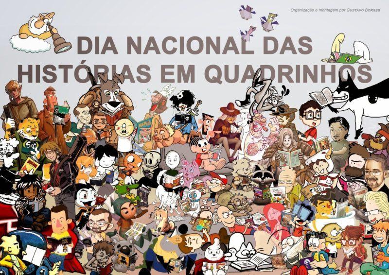 30/01 – Dia Nacional das Histórias em Quadrinhos, Deveserisso