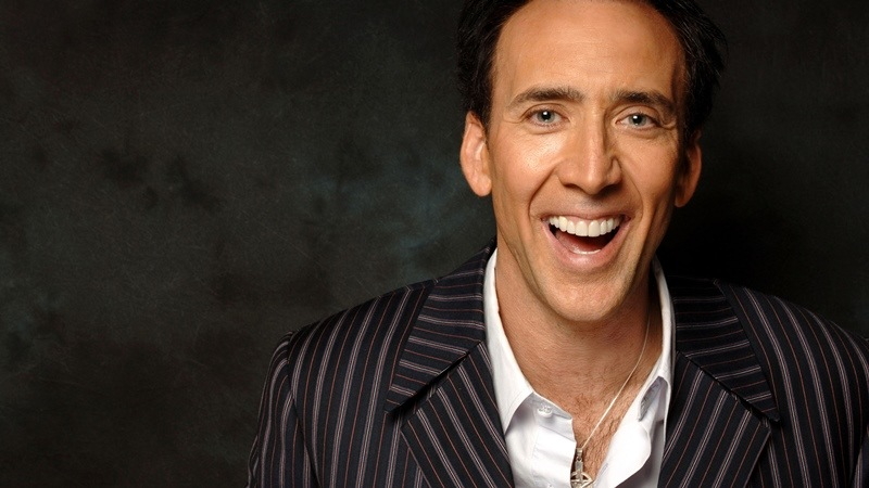 Nicolas Cage Atualmente