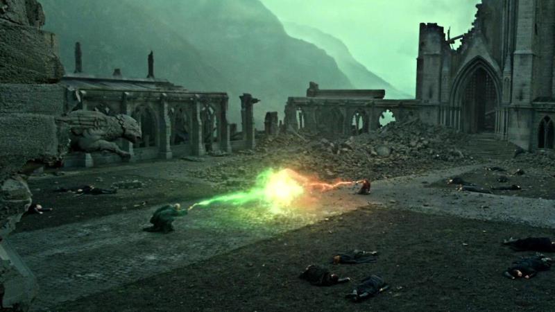 02 de maio - Batalha de Hogwarts