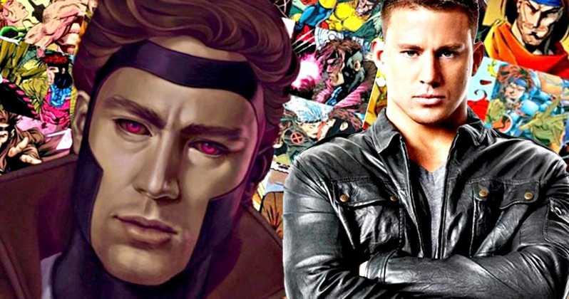 X-Men - Filme de Gambit com Channing Tatum